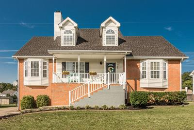Goodlettsville Single Family Home For Sale: 4190 Turners Bnd