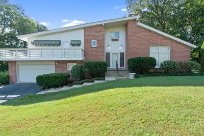 Springfield TN Single Family Home Active Under Contract: $205,000