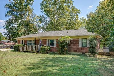 Columbia  Single Family Home For Sale: 105 S Bigby Dr
