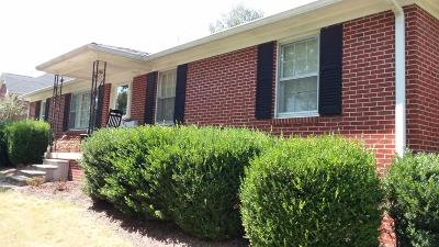 Spring Hill Single Family Home For Sale: 108 Jackson St N