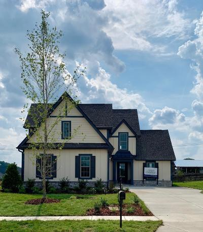 College Grove Single Family Home For Sale: 7125 Blondell Way (Lot 132)