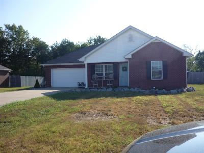 Single Family Home For Sale: 2504 Buzzard Branch Dr