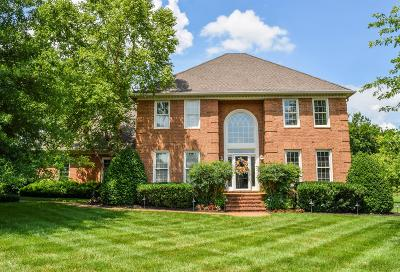 Sumner County Single Family Home For Sale: 208 Pecan Ct