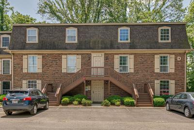 Franklin Condo/Townhouse Active Under Contract: 1100 W Main St Apt D10