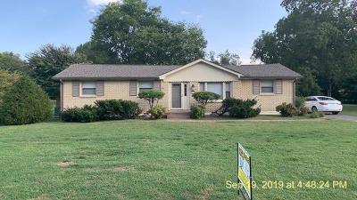 Hendersonville Single Family Home For Sale: 120 Gates Dr