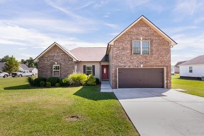 Springfield TN Single Family Home For Sale: $235,000