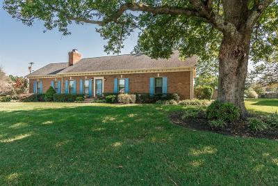 Hendersonville Single Family Home For Sale: 101 S Chestnut