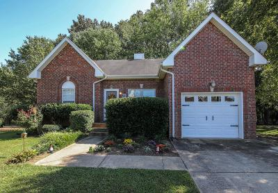 White House TN Single Family Home For Sale: $239,999