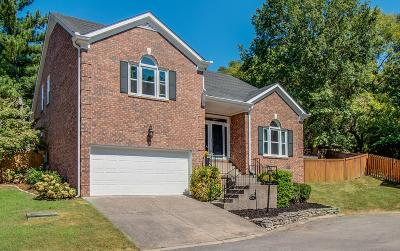 Franklin Single Family Home For Sale: 404 Wexford Ct