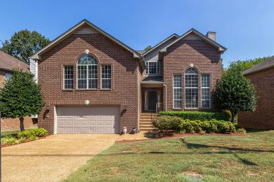 Nashville  Single Family Home For Sale: 6816 Sunnywood Dr