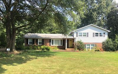Single Family Home For Auction: 1518 Avon Rd