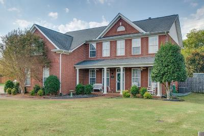 Sumner County Single Family Home For Sale: 100 Pioneer Ct