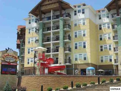 Pigeon Forge Condo/Townhouse For Sale: 3415 Teaster Ln