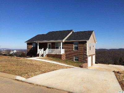 Jefferson City Single Family Home For Sale: Lot 43- Lauren Drive