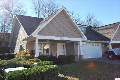 Pigeon Forge TN Condo/Townhouse SOLD: $225,000