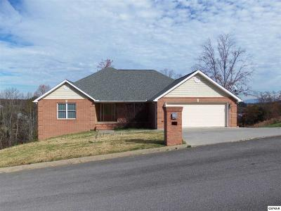Kodak Single Family Home For Sale: 3244 Sandpiper Ct