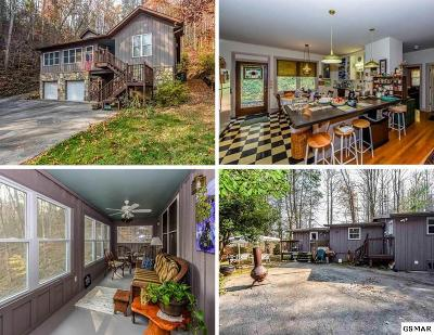 Gatlinburg Single Family Home For Sale: 407 Autumn Lane