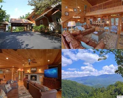 Sevierville Single Family Home For Sale: 5055 Riversong Way