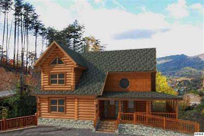Sevierville Single Family Home For Sale: Lot 112 & 113 Bear Haven Way