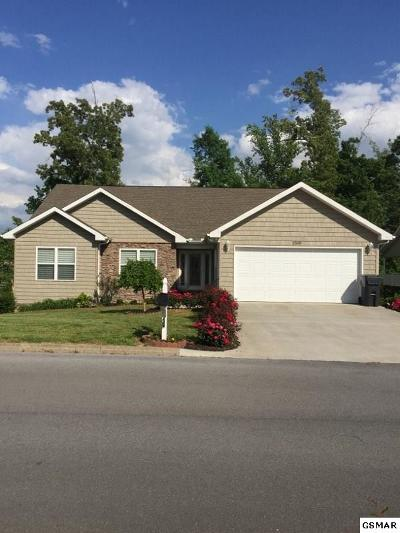 Pigeon Forge Single Family Home For Sale: 2509 Brookwood Dr.