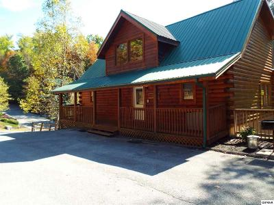 Pigeon Forge Single Family Home For Sale: 644 Chickasaw Gap Way