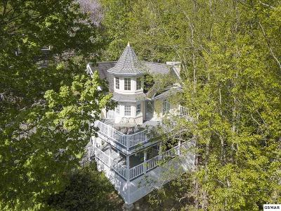 Gatlinburg Single Family Home For Sale: 1411 Golden Gate Way