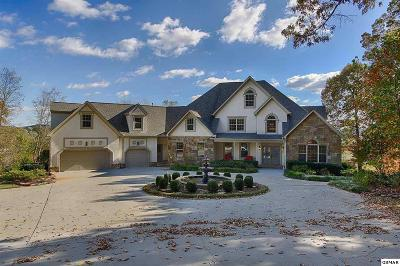 Knoxville Single Family Home For Sale: 7044 Lake Bluff Ct