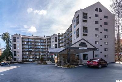 Gatlinburg TN Condo/Townhouse For Sale: $155,900