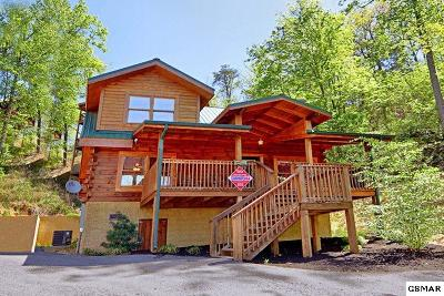 Pigeon Forge Single Family Home For Sale: 633 Chickasaw Gap Way