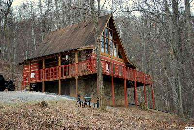 Pigeon Forge TN Single Family Home Sold: $179,900