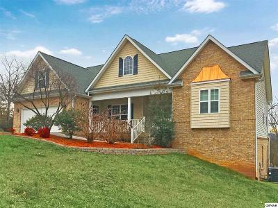 Dandridge Single Family Home For Sale: 1009 Quail Ridge Lane