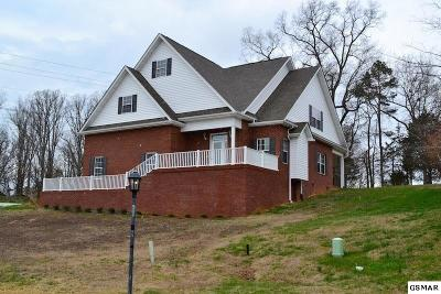Sevierville Single Family Home For Sale: 1605 McKinley View Blvd.