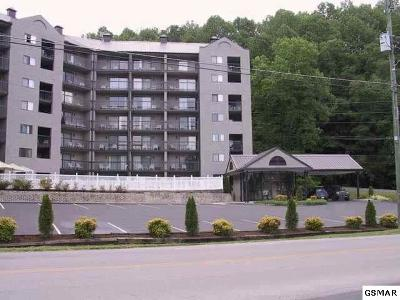Gatlinburg Condo/Townhouse For Sale: 306 Baskins Creek Rd