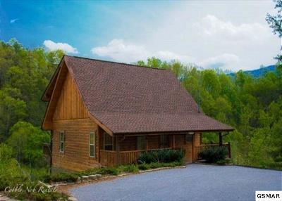 Galtinburg, Gatlinburg, Gattlinburg Single Family Home For Sale: 909 Grey Fox Trail