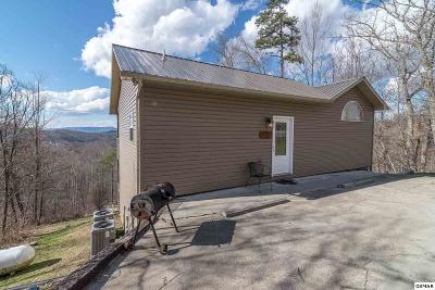 Gatlinburg Single Family Home For Sale: 1120 Kings Ridge Road East