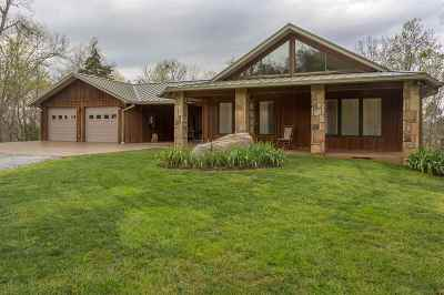 Knoxville Single Family Home For Sale: 8225 Martin Mill Pike