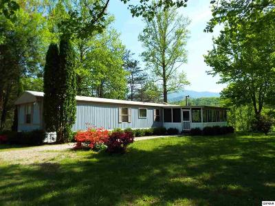 Mobile Home For Sale: 4351 Lindsey Gap Road