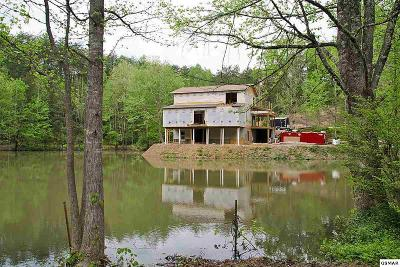 Pigeon Forge Single Family Home For Sale: 3219 Forge Hideaway Rd