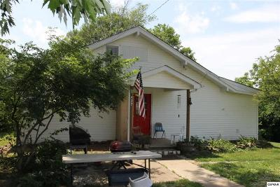 Seymour Single Family Home For Sale: 427 Burnett Station Rd