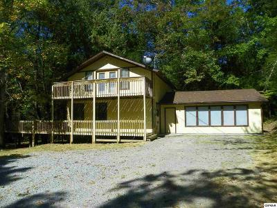 Pigeon Forge Single Family Home For Sale: 2886 Sequoia Road