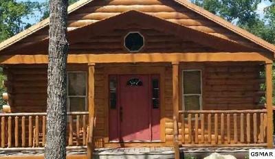 Gatlinburg Single Family Home For Sale: 152 White Oak Resort Way