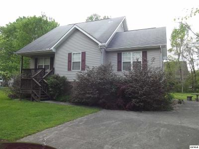 Pigeon Forge Single Family Home For Sale: 522 NW Circle Drive