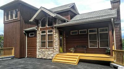 Gatlinburg Single Family Home For Sale: 811 Sourwood Drive