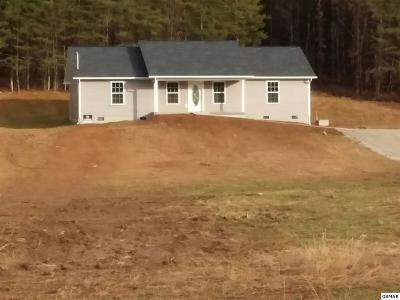 Dandridge Single Family Home For Sale: 2148 Cook Mill Rd