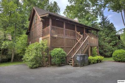 Pigeon Forge Single Family Home For Sale: 617 Eagles Boulevard Way