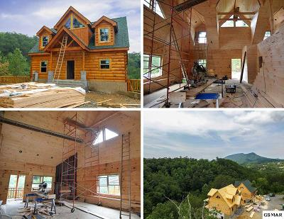 Sevierville Single Family Home For Sale: Lot 147 Bear Haven Way