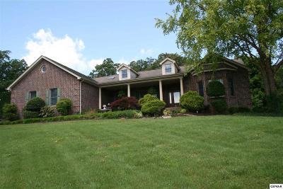 Dandridge Single Family Home For Sale: 1326 Hickory Lane