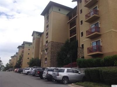 Pigeon Forge Condo/Townhouse For Sale: 212 Dollywood Lane Unit 336