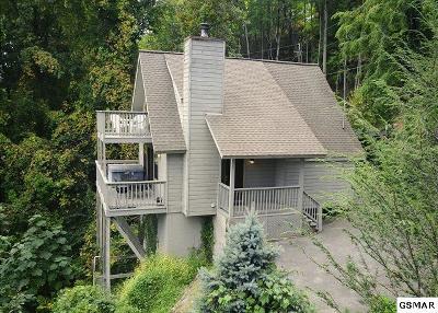 Gatlinburg Single Family Home For Sale: 936 Stans Road
