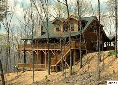 Sevierville Single Family Home For Sale: 5130 Settlers View